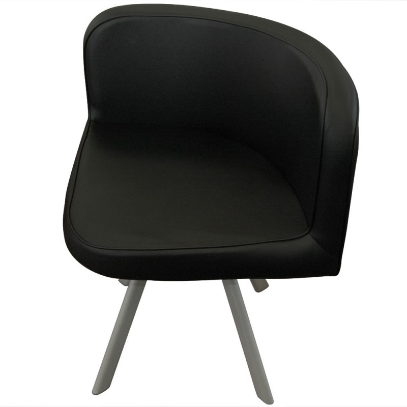 table scandinave grand format bicolore noir et blanc pas cher scandinave deco. Black Bedroom Furniture Sets. Home Design Ideas