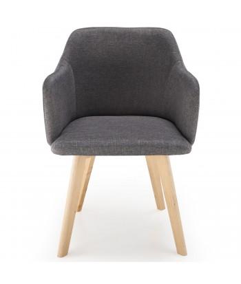 chaise scandinave grise pas cher design nordique. Black Bedroom Furniture Sets. Home Design Ideas