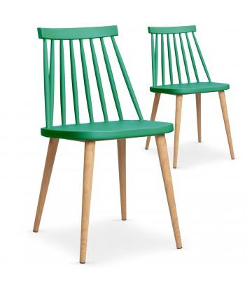 chaise scandinave verte pas cher design nordique scandinave deco. Black Bedroom Furniture Sets. Home Design Ideas