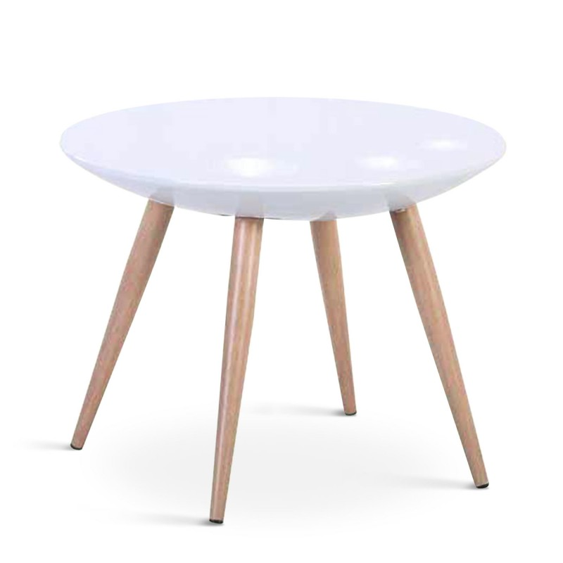 Table D Appoint Pas Cher.Table D Appoint Scandinave Blanc