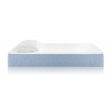 Matelas Moon ultra confort avec 4 couches de mousses innovantes 90x190cm pas cher