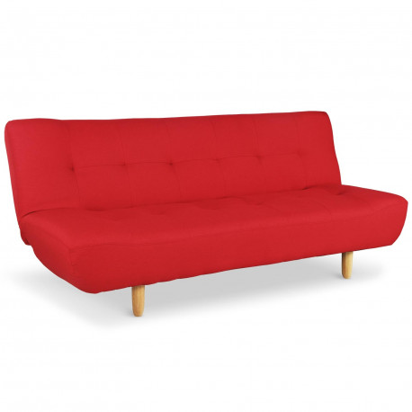 Rouge Canapé Convertible Zilw Rouge Scandinave Scandinave Convertible Canapé Scandinave Canapé Zilw Convertible Rouge sQCrthd