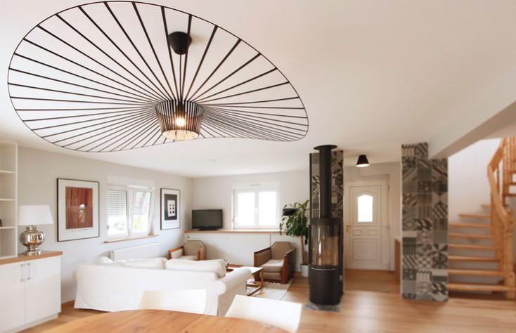 Lampe Vertigo Dans Votre Salon Scandinave Scandinave Deco